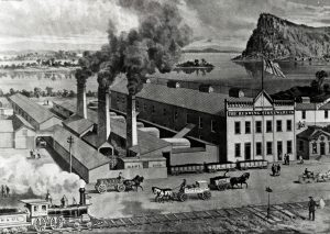 History of the Pottery Place in Red Wing, MN